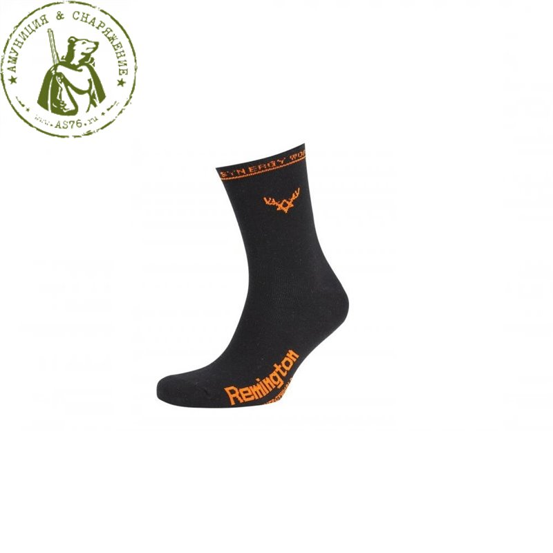 Носки Remington Hunting Thick Socks Black/Orange