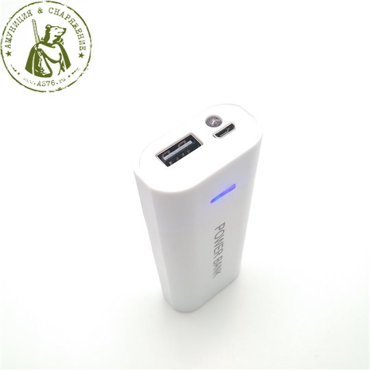 Power Bank 5800, АКБ 18650 2 шт