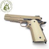 Пистолет WE Kimber Rail Colt M1911 Tan