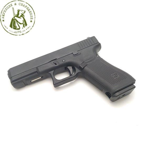Пистолет WE Glock-17 gen-5