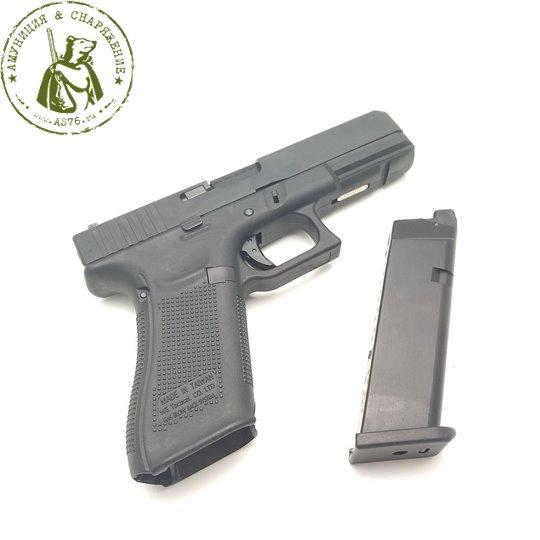 Пистолет страйкбольный WE Glock-17 gen-5
