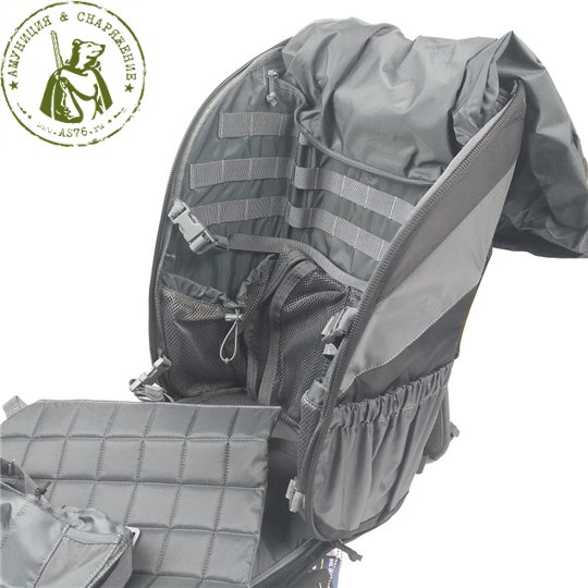 Рюкзак Helikon Bail Out Bag Grey Black