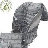 Рюкзак Helikon Bail Out Bag Grey Black