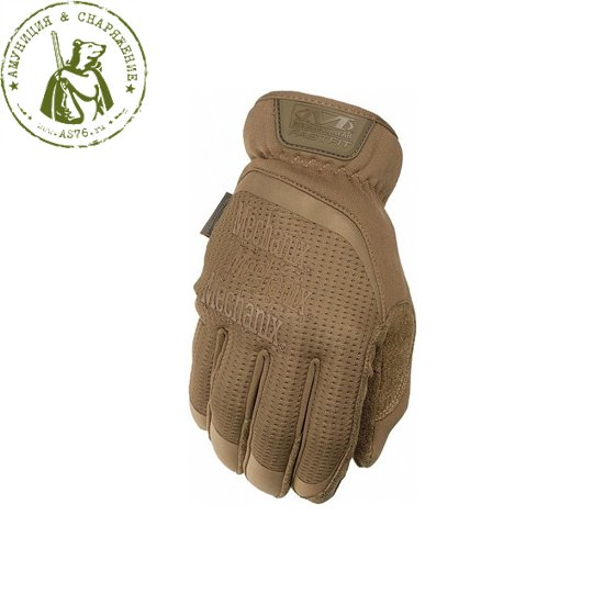 Перчатки Mechanix Wear Fastfit  Tab Glove Coyote