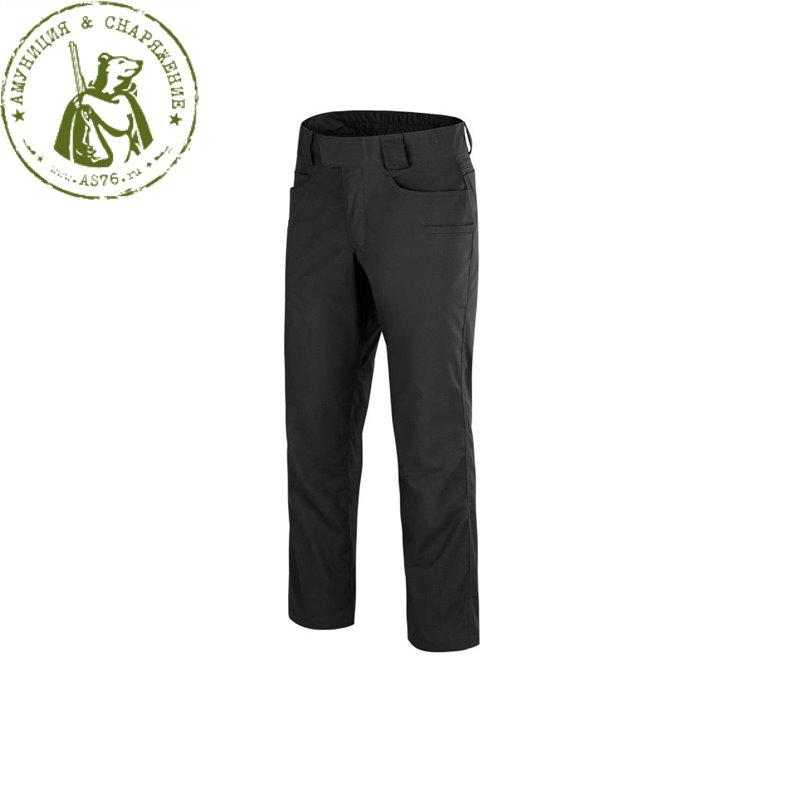 Брюки Helikon Greyman Tactical Pants Duracanvas черные