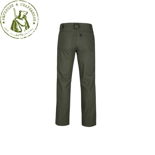 Брюки Helikon Greyman Tactical Pants Duracanvas черные