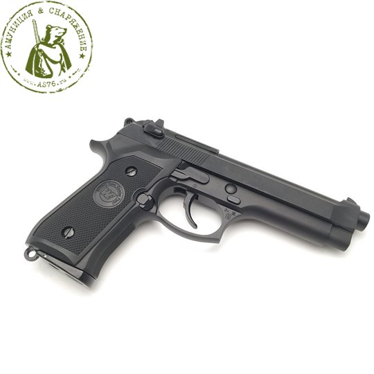 Пистолет WE Beretta M92F GreenGaz