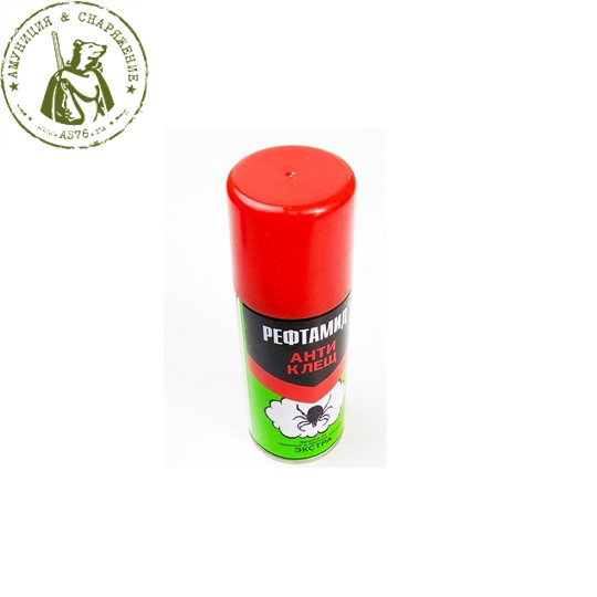 Средство Рефтамид для защиты от клещей Экстра 100ml