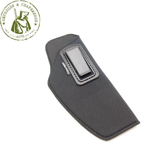 Кобура СтичПрофи скрытого ношения Колибри для Glock17, Glok21 Черный 50мм