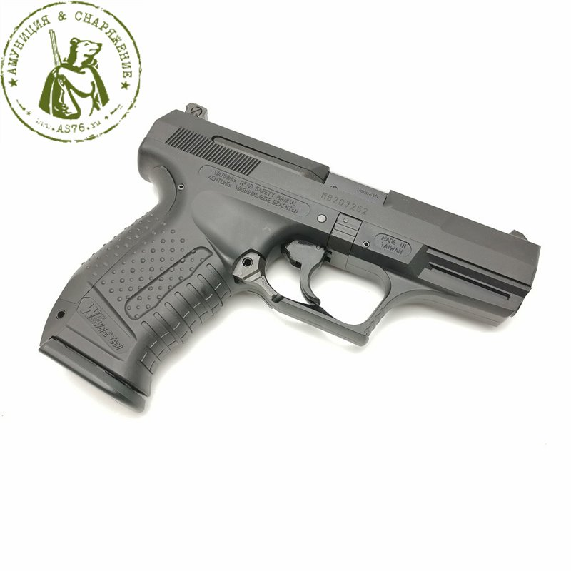 Пистолет WE Walther P99 GBB WE-PX001