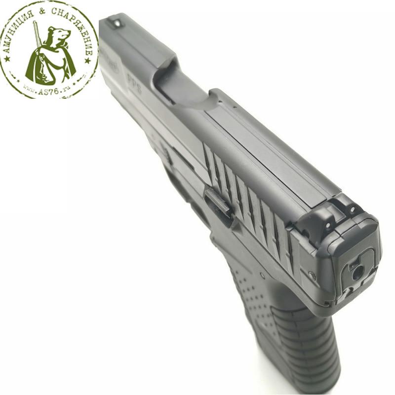 Пистолет пневматический Walther PPS Blowback
