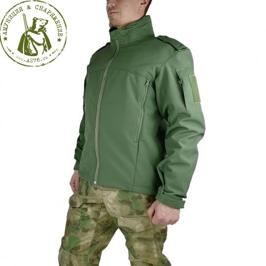 Куртка Барс Soft Shell Olive