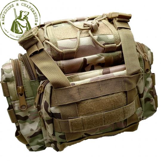 Сумка поясная Military WS20074G