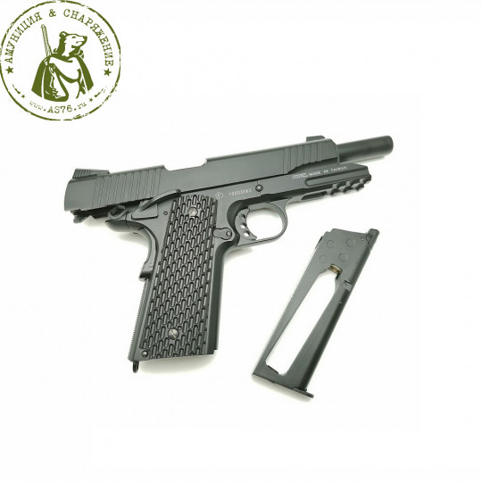 Пистолет KWC COLT M1911F TAC CO2
