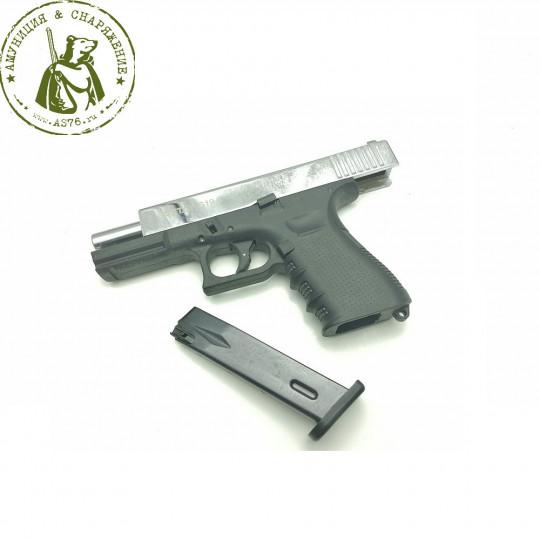 Пистолет Retay19 охолощенный Glock19 G19C СХП 9 мм P.A.K