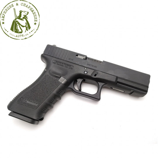 Пистолет WE Glock-17 gen3