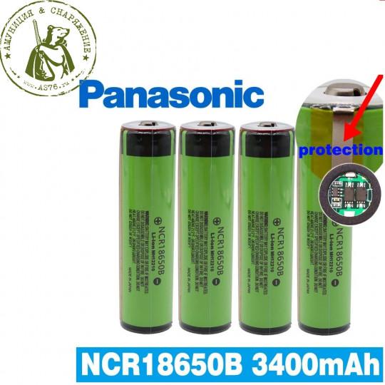 АКБ NCR Li-ion 18650 3.7 3400mah