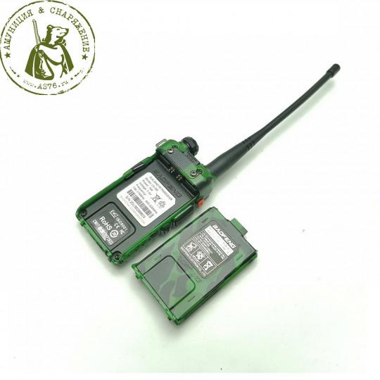 Рация Baofeng UV-5R 5W camo