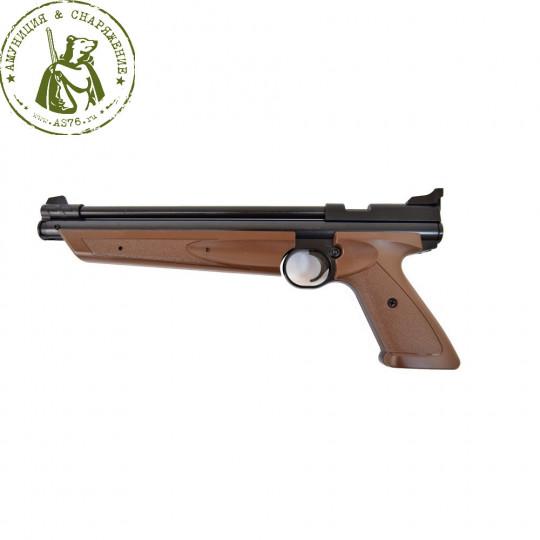 Пистолет Crosman P1377BR American Classic Brown