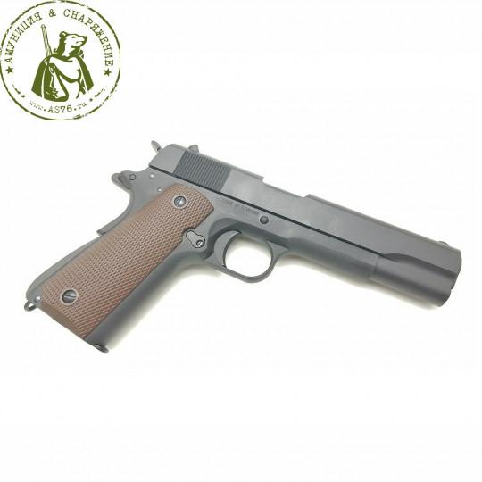 Пистолет KJW COLT M1911A1 GBB GAS