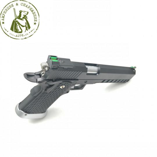 "Пистолет KJW Colt M1911 Hi-Capa 6"" GBB GAS"