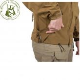 Куртка Helikon COUGAR QSA HID Jacket, Shadow Grey