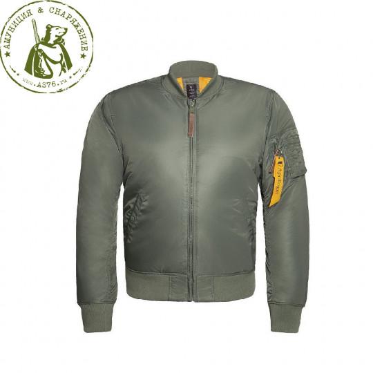 Куртка Apolloget B-17 Sage Green/Orange