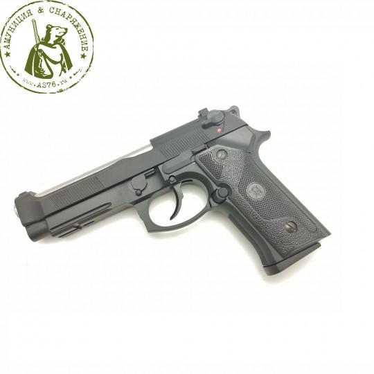 Пистолет страйкбольный KJW Beretta M9 IA GBB GAS