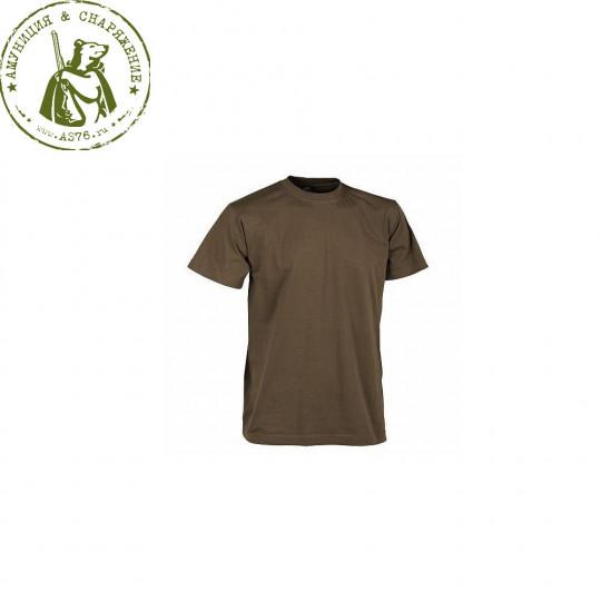 Футболка тактическая Helikon, цвет brown