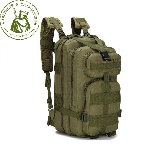 Рюкзак тактический 30L US Army 3P Military Combat AS-BS0011OD