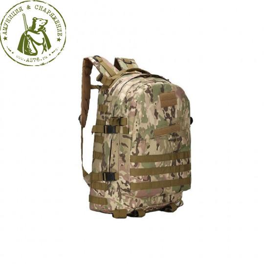 Рюкзак 35L Outdoor Molle 3D Assault Military камуфляж