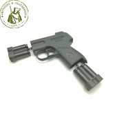 Аэрозольное устройство самообороны пистолет Пионер