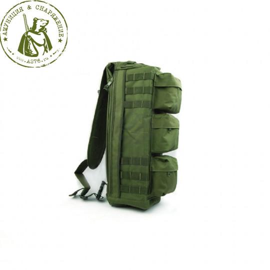 Сумка наплечная Tactical Go Pack Camping Military
