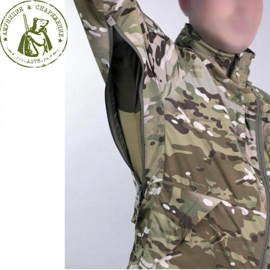 Костюм тактический Soft Shell Барс Туман-L5 Multicam