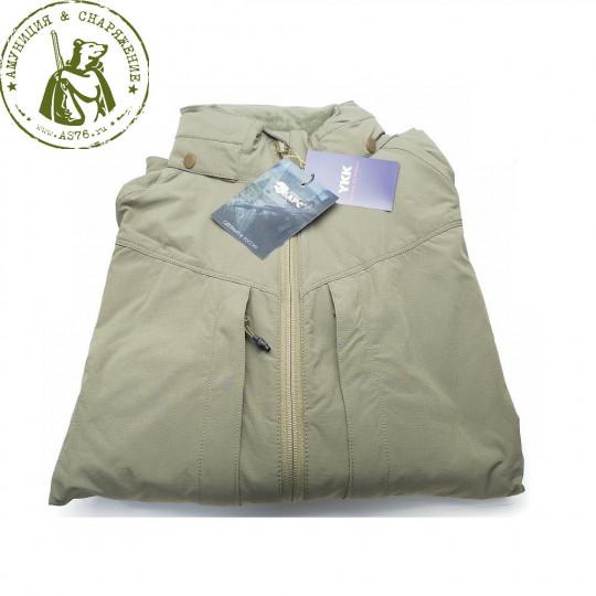 Костюм Soft Shell Барс Туман-L5 оливковый