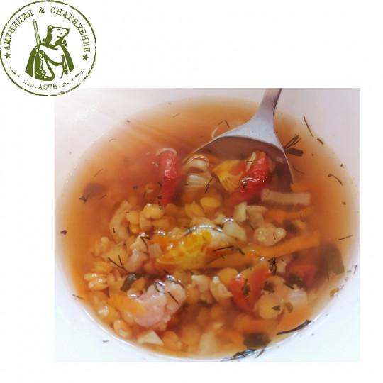 Суп сублимированный из чечевицы с курицей