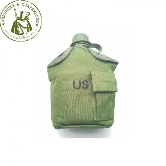 Фляга армейская US HD 1L