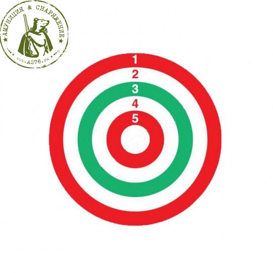 Мишень Remington 3-х цветная