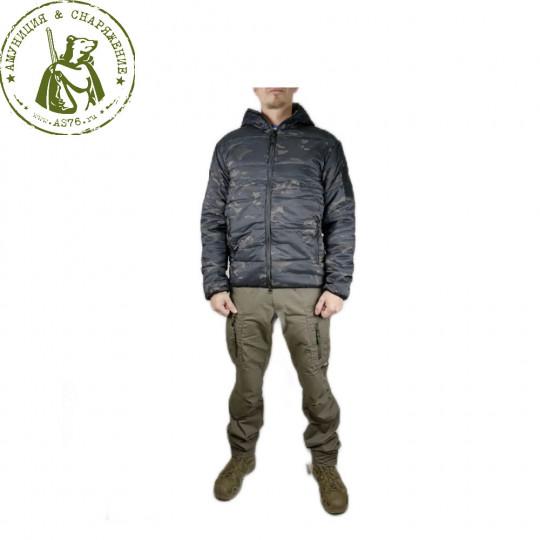 Куртка утепленная BlackMulticam Китай