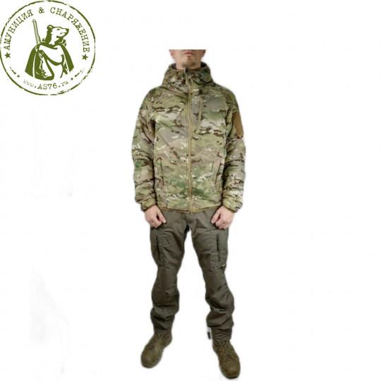 Куртка Helikon Wolfhound Huodie Multicam