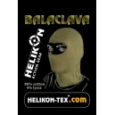 Балаклава открытая, black, Helikon