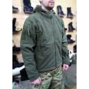 Куртка флисовая Дозорный-2 Garsing oliv