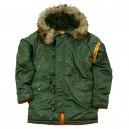 Куртка Nord Storm Husky Green/Orange