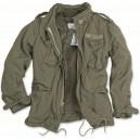 Куртка М65 Premium, oliv, Surpluse